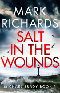 author Mark Richards Salt in the Wounds
