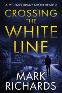 author Mark Richards Crossing the White Line