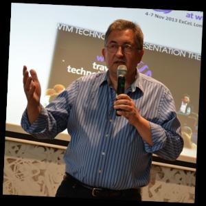 author Mark Richards